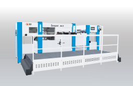 EXCELLENT  1200/1060TS Automatic Die-Cutting And Creasing Machine With Stripping